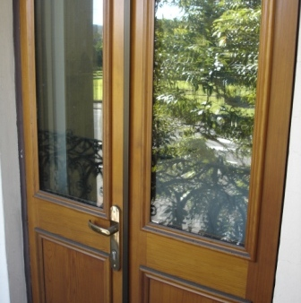 Thermal Insulation for Doors