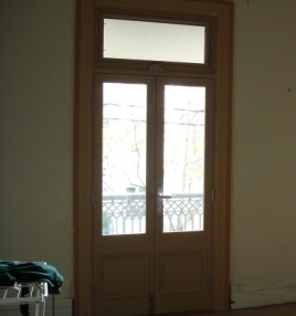Soundproof Terrace Doors