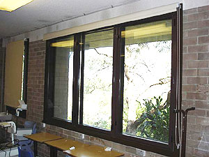 Soundproof School Window