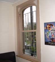 Soundproof Federation Window